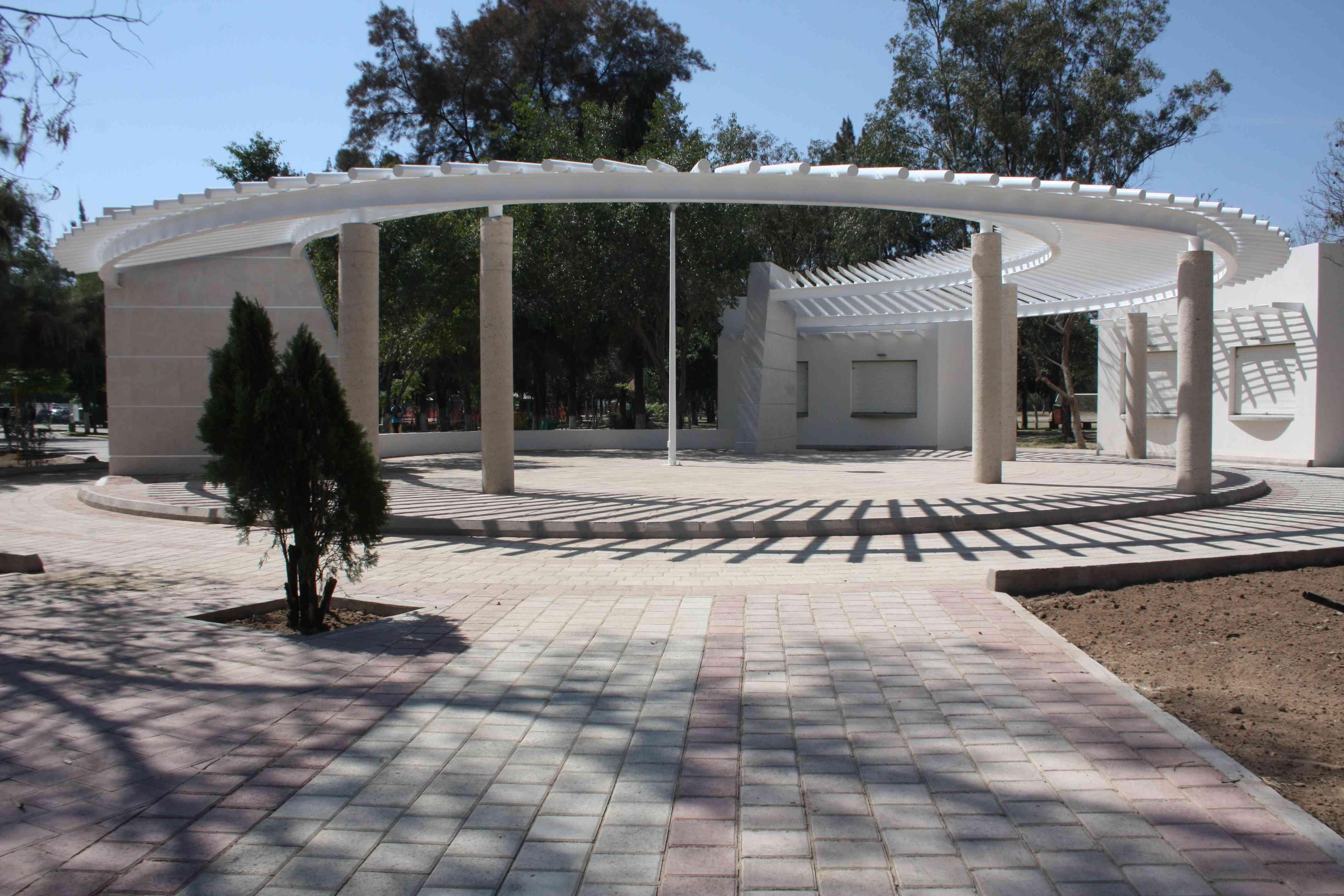 Unidad Deportiva Parque del Árbol