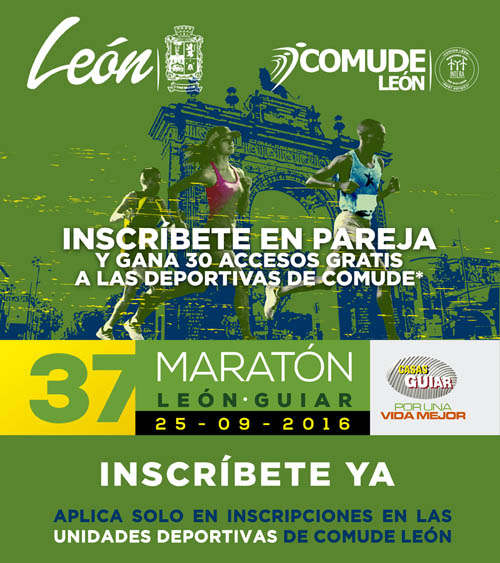 POP UP MARATÓN LEÓN