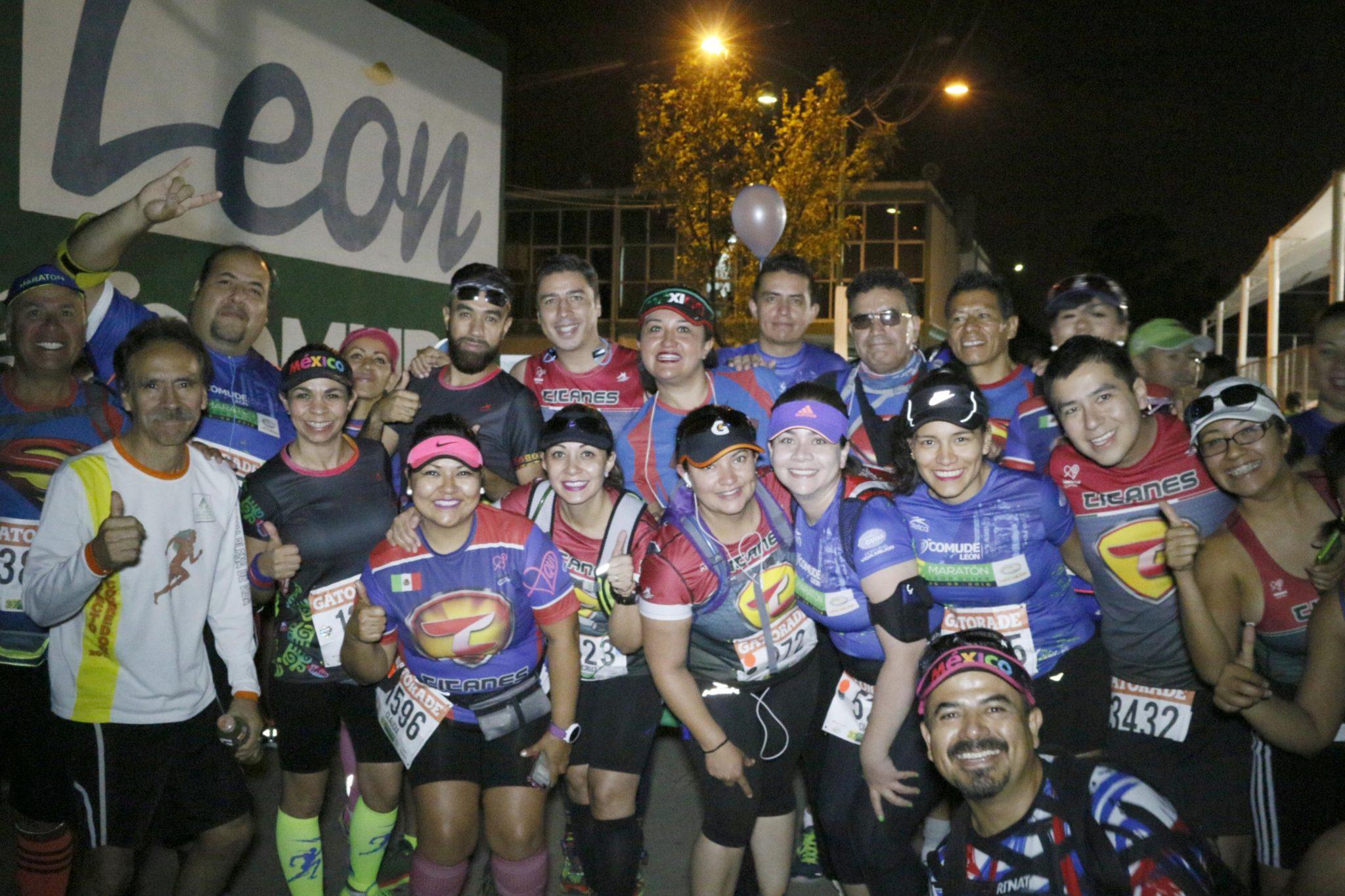 Todo un éxito el Maratón León Guiar 2016
