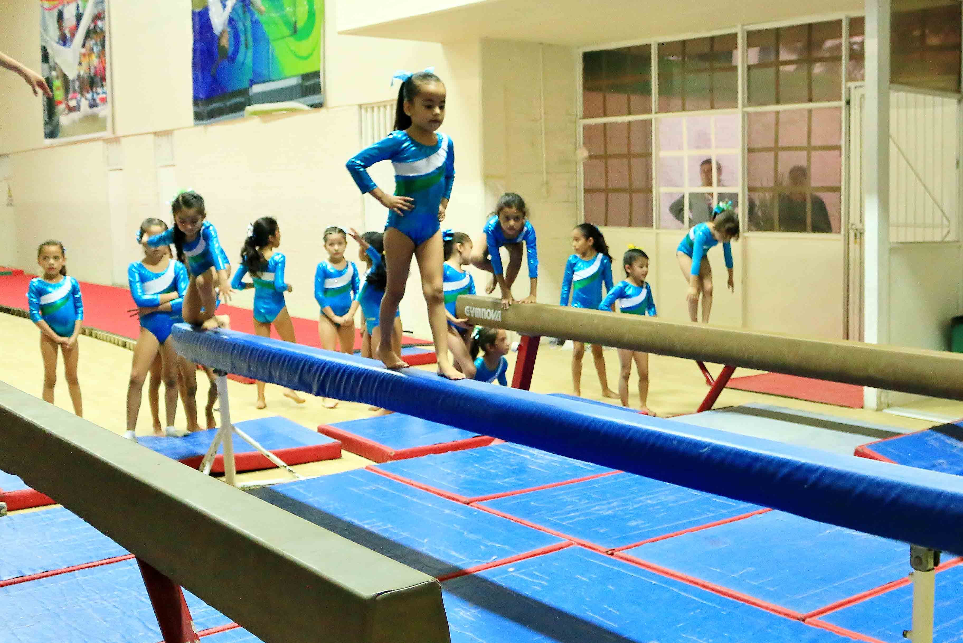 Gimnasia for Gimnasio leon