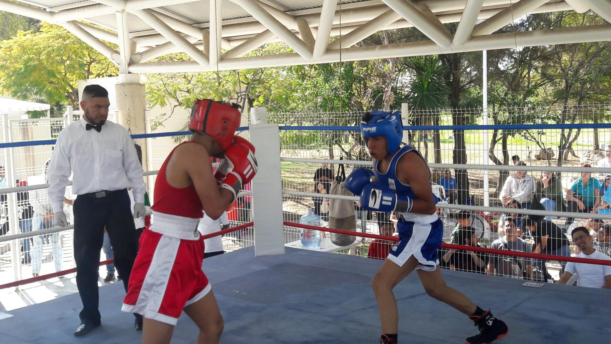 Inicia la etapa municipal de box rumbo a rumbo a Olimpiada Nacional y Nacional juvenil 2017