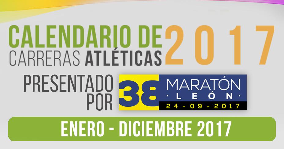 Calendario de Carreras Atléticas 2018
