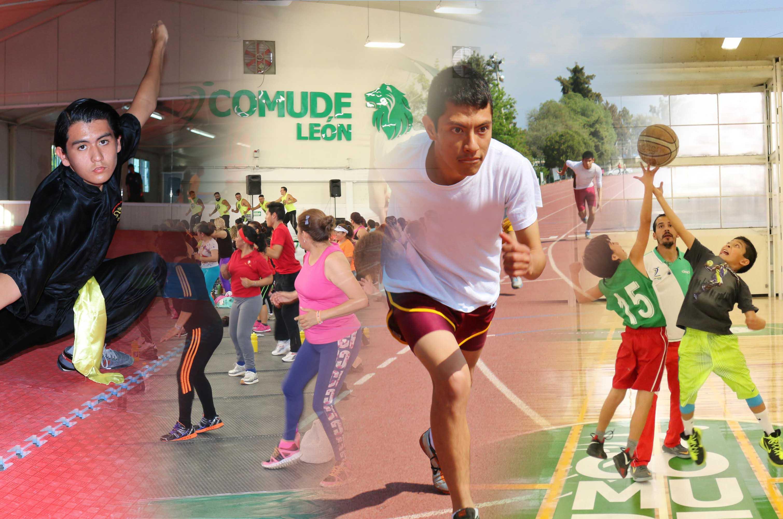 Abre Comude León nuevas Escuelas de Inicio al Deporte.