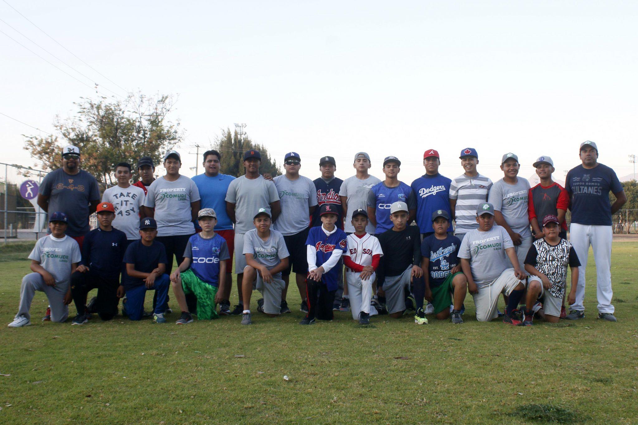Va Comude León por el boleto a la Olimpiada Nacional en béisbol