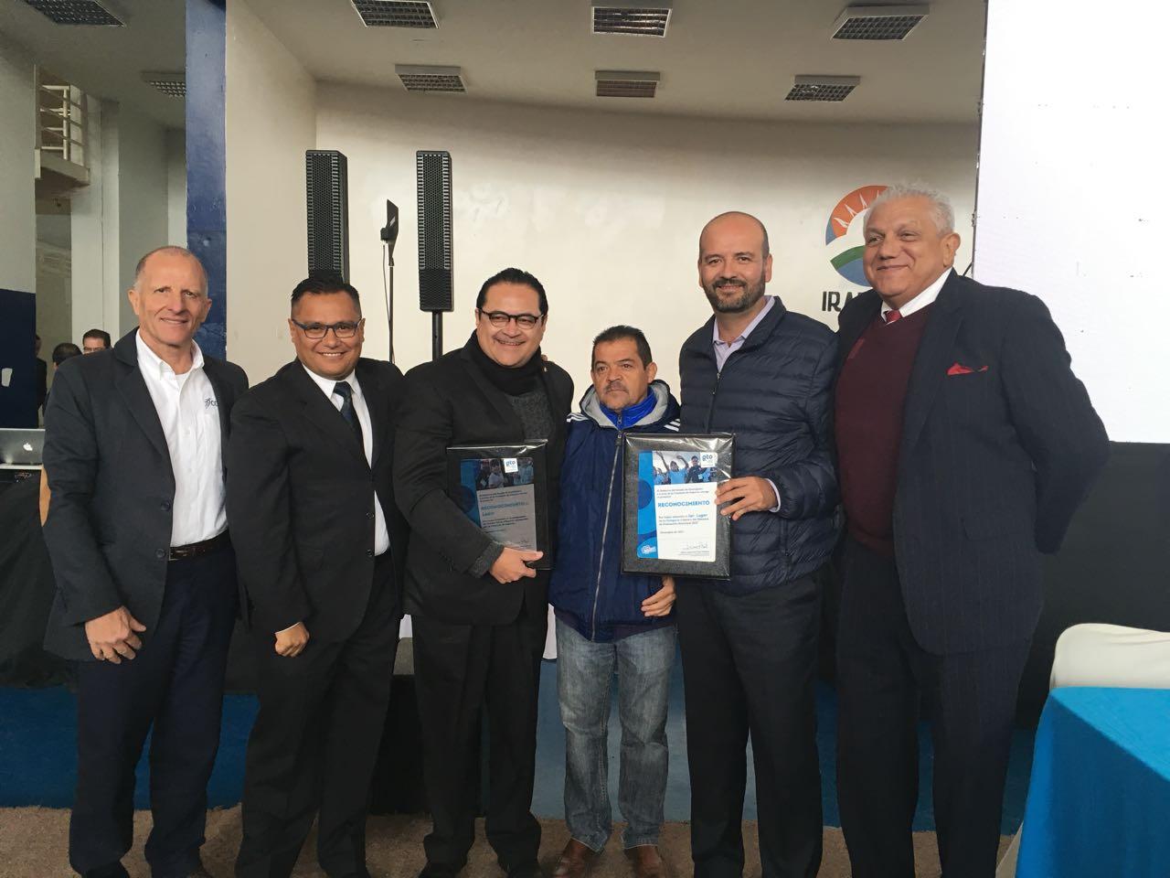 """Por segunda ocasión consecutiva el municipio de León gana el premio """"Galardón Gobernador 2017""""."""