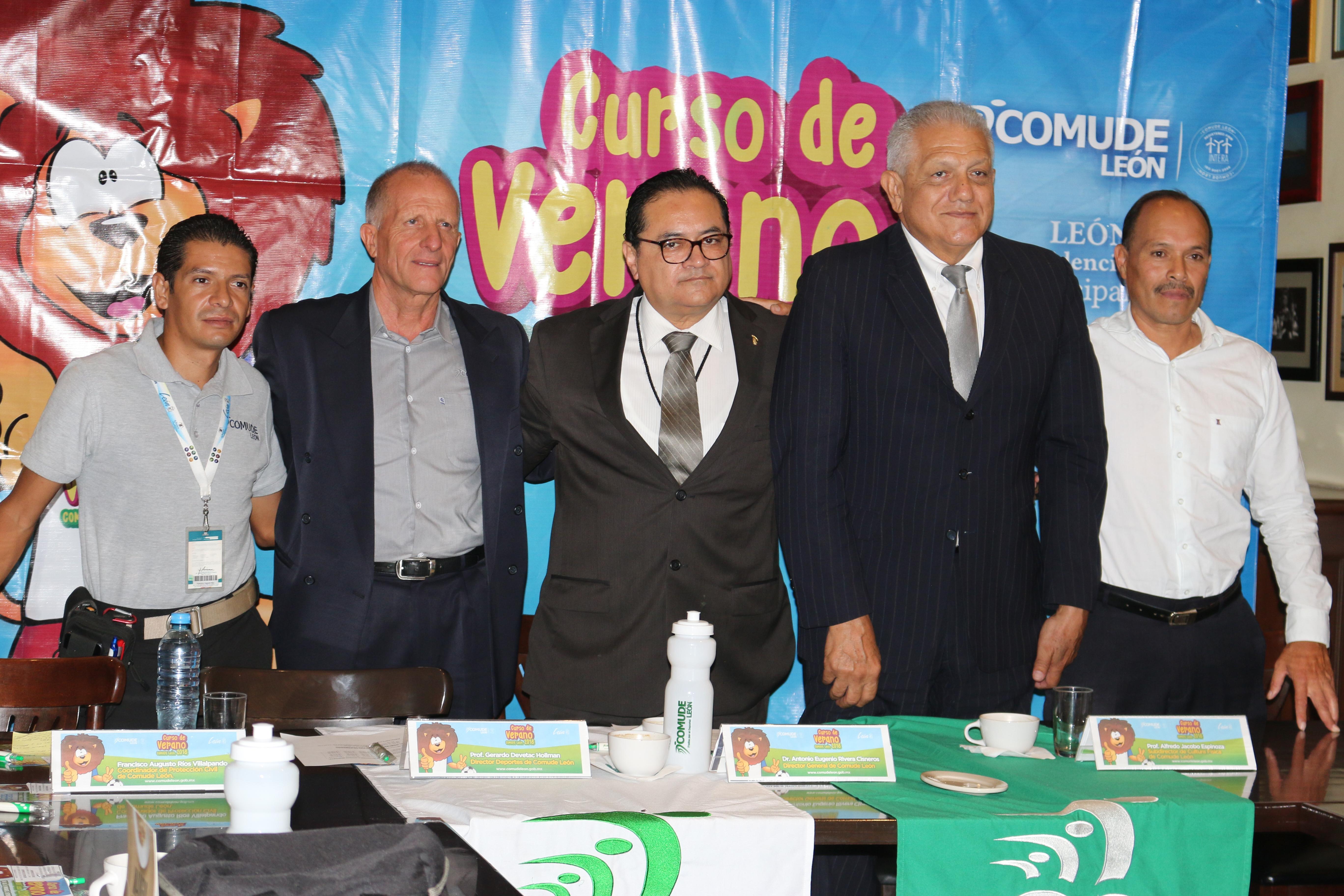 Llegan los Cursos de Verano 2018 a la Comude León