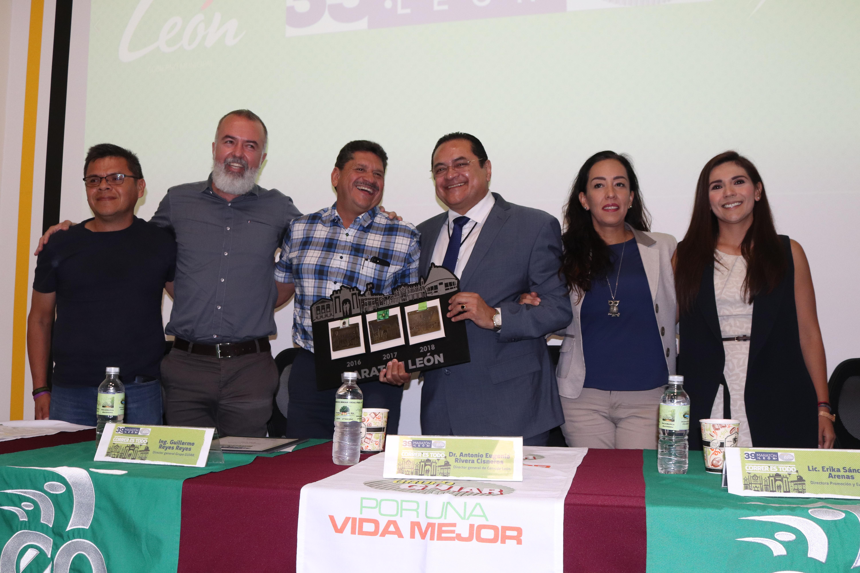 Se ultiman detalles del Maratón León Guiar 2018