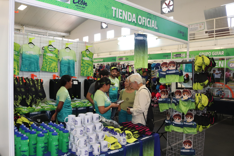 Arrancó la fiesta del Maratón León Guiar 2018