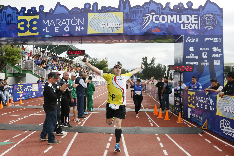 Una ruta más atractiva presenta el Maratón León Guiar 2018.