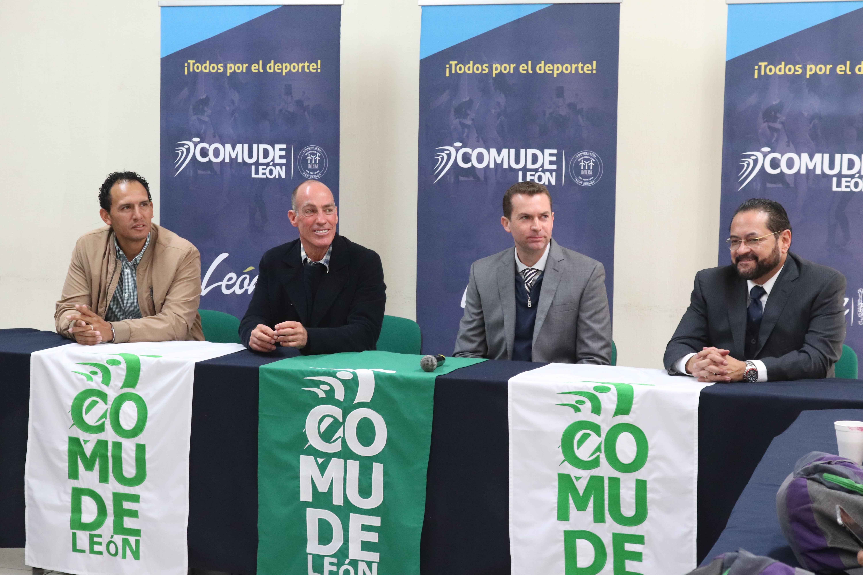 El ex tirador olímpico Roberto Elías es el nuevo director de Comude León.